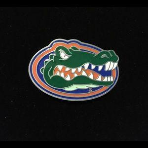 Florida Gators Belt Buckle.